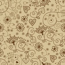 Free Colorful Seamless Pattern Royalty Free Stock Photos - 16656868