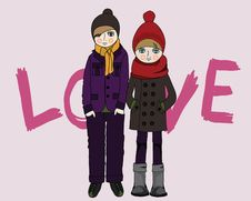 Free Love Friendship Stock Photography - 16657042