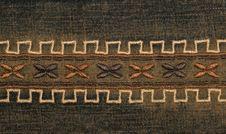 Free Dark Denim Texture Royalty Free Stock Image - 16657126