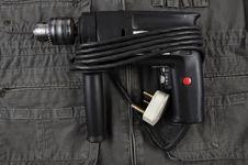 Free Drill Royalty Free Stock Photo - 16657835