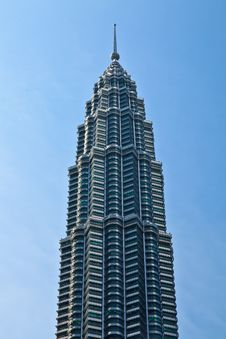 Free Towers In The City Kuala Lumpur Stock Photography - 16658322
