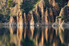 Free Cenajo Dam, Spain Stock Images - 16658444