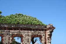 Free Ruin At Aguadilla Puerto Rico Stock Photography - 16658762