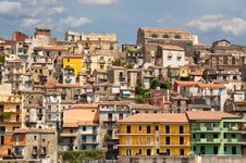 Free Sicilian Town Stock Photos - 16658863