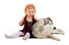 Free Child Royalty Free Stock Photo - 16659925