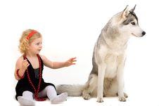 Free Child Royalty Free Stock Image - 16659926