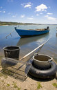 Free Bateira, Traditional Shelfish Boat From Portugal Stock Images - 16660704