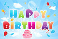 Free Happy Birthday Stock Photography - 16669622