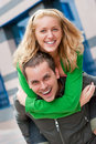 Free Young Couple Portrait Stock Photo - 16669780