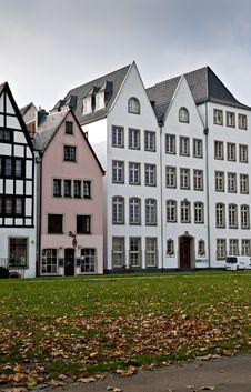 Free European Street Stock Image - 16660141