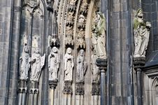 Free Cologne Dom Stock Image - 16660431