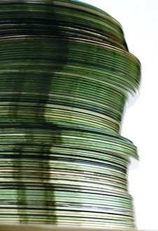 Free CDs Stock Photography - 16661302