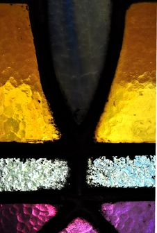 Free Stained Glass Window Royalty Free Stock Image - 16661856