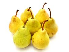 Free Ripe Pears. Royalty Free Stock Images - 16662149