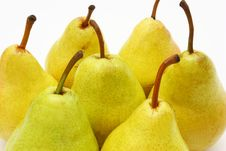 Free Ripe Pears Stock Photography - 16662152