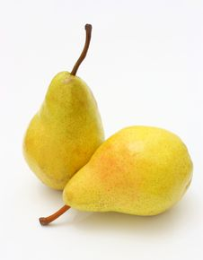 Free Ripe Pears Stock Image - 16662161