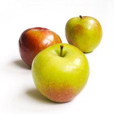 Free Apples Royalty Free Stock Photos - 16665558