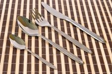 Flatware Royalty Free Stock Image