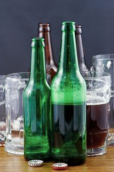 Free Beer Royalty Free Stock Photos - 16666738
