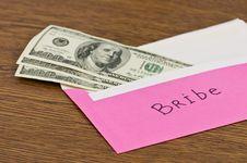 Free Bribe Royalty Free Stock Photo - 16666745