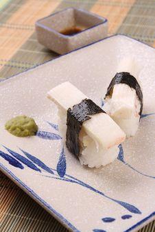 Free Sushi Royalty Free Stock Image - 16667176