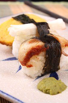 Free Sushi Stock Photos - 16667213