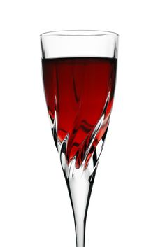 Free Dark Red Wine. Royalty Free Stock Photography - 16668347