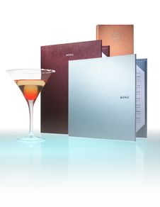 Free Menus And Cocktail Royalty Free Stock Image - 16669906