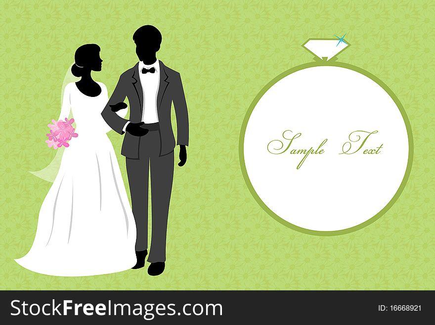 Couple going for engagemennt