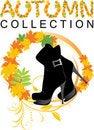 Free Elegant Female Shoes. Autumn Collection Royalty Free Stock Photo - 16671185