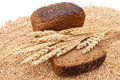 Free Bread With Wheat And Ears Royalty Free Stock Photos - 16672138