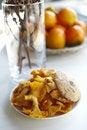 Free Golden Chanterelle Mushrooms Royalty Free Stock Image - 16673546