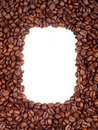 Free Coffee Beans Frame (background) Stock Photography - 16673862