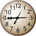Free Wall Clock Royalty Free Stock Photos - 16673888