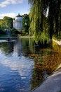 Free Autumn Park Landscape Stock Photography - 16676792