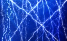 Free Plenty Of Lightnings Stock Photos - 16670113