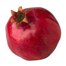 Free Fresh Red Pomegranate Stock Image - 16670421
