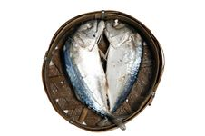 Free Stream Boiled Mackerel Stock Image - 16670911