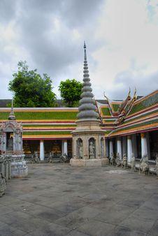 Free Bangkok, Thailand Royalty Free Stock Images - 16672279