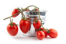 Free Cherry Tomatoes Royalty Free Stock Images - 16672289
