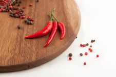 Free Pepper S Mix Stock Photography - 16672302