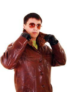 Free Fashion Man. Stock Photo - 16672920