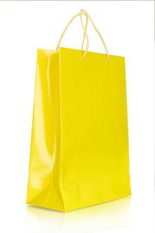 Free Shopping Bag Royalty Free Stock Photos - 16673108