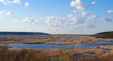 Free Lake Silver Panorama Stock Image - 16673181