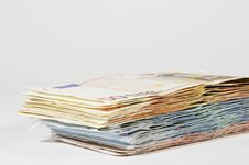 Free Banknotes Royalty Free Stock Photos - 16673608