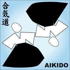 Free Symbol Martial Arts.Judo. Stock Photography - 16675682