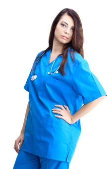 Free Woman Doctor Stock Photos - 16675763