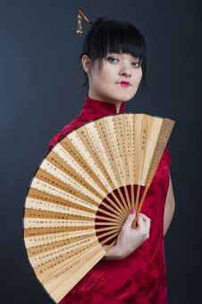 Free Girl Stock Photography - 16676492