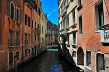 Free Classic View Of Venice Stock Photography - 16677052