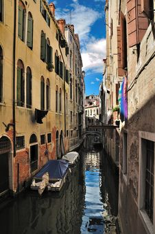 Free Classic View Of Venice Stock Photo - 16677210